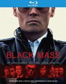 Black Mass (Blu-ray + DVD + UltraViolet)
