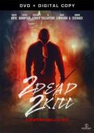 2 Dead 2 Kill (DVD + UltraViolet)