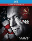 Bridge Of Spies (Blu-ray + DVD + UltraViolet)
