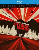 Strike Back: Season Four (Blu-ray + UltraViolet)