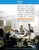 Spotlight (Blu-ray + DVD + UltraViolet)