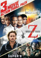 3 Movie Action Thrill Pack