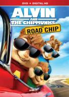 Alvin & The Chipmunks: The Road Chip (DVD + UltraViolet)