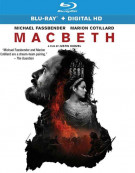 Macbeth (Blu-ray + UltraViolet)