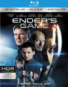 Enders Game (4K Ultra HD + Blu-ray + UltraViolet)