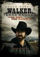 Walker, Texas Ranger: One Riot One Ranger