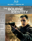 Bourne Identity, The (Blu-ray + UltraViolet)