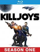Killjoys: Season One (Blu-ray + UltraViolet)
