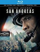 San Andreas (4K Ultra HD + Blu-ray + UltraViolet)