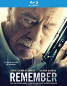 Remember (Blu-ray + UltraViolet)