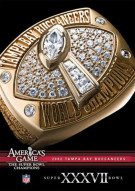 NFL Americas Game: 2002 Tampa Bay Buccaneers Super Bowl XXXVII