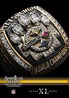 NFL Americas Game: 2005 Steelers Super Bowl Xl