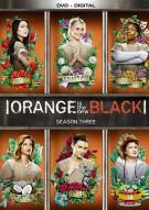 Orange Is The New Black: Season Three (DVD + UltraViolet)