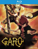 Garo The Animation: Season One, Part One (Blu-ray + DVD Combo)