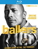Ballers: The Complete First Season (Blu-ray + UltraViolet)