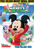 Mickey Mouse Clubhouse: Mickeys Sport-Y-Thon