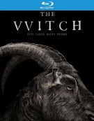 Witch, The (Blu-ray + UltraViolet)