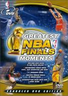 Greatest NBA Finals Moments