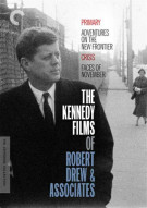 Kennedy Films Of Robert Drew & Associates, The: The Criterion Collection