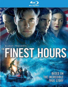 Finest Hours, The (Blu-ray + Digital HD)