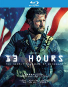 13 Hours: The Secret Soldiers Of Benghazi (Blu-ray + DVD + UltraViolet)