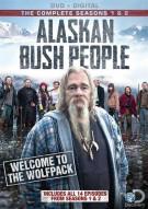 Alaskan Bush People: The Complete Seasons 1 & 2 (DVD + UltraViolet)