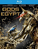Gods Of Egypt (Blu-ray 3D + Blu-ray + DVD + UltraViolet)