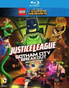 Lego DC Comics Super Heroes: Justice League - Gotham City Breakout (Blu-ray + DVD + UltraViolet)