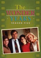 Wonder Years, The: Season Five