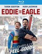 Eddie The Eagle (Blu-ray + DVD + UltraViolet)