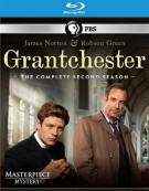 Masterpiece Mystery!: Grantchester Season 2 (Blu-Ray)