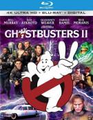 Ghostbusters 2 (4K Ultra HD + Blu-ray + UltraViolet)