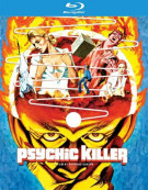 Psychic Killer (Blu-ray + DVD Combo)