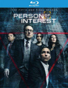 Person Of Interest: The Complete Fifth And Final Season (Blu-ray + UltraViolet)
