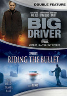 Stephen Kings Riding The Bullet And Big Driver Double Feature