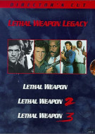 Lethal Weapon Legacy #1-3: Directors Cut