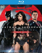 Batman v Superman: Dawn Of Justice - Ultimate Edition (Blu-ray + DVD + UltraViolet)