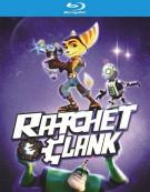 Ratchet & Clank (Blu-ray + DVD + UltraViolet)