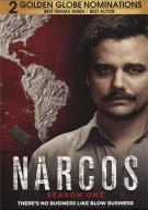 Narcos: Season One (DVD + UltraViolet)