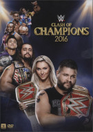 WWE: Clash Of The Champions 2016