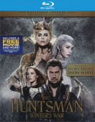 Huntsman, The: Winters War (Blu-ray + DVD + UltraViolet)