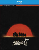 Samurai 7: The Complete Series (Blu-Ray + DVD)