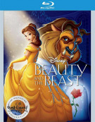 Beauty And The Beast 25th Anniversary Edition (Blu-ray + DVD + Digital HD)