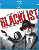 Blacklist, The: The Complete Third Season