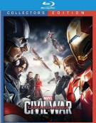Captain America: Civil War (Bllu-ray 3D + Blu-ray + UltraViolet)