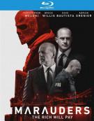 Marauders (Blu-ray + UltraViolet)