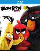 Angry Birds Movie, The ( Blu-ray + 4k Ultra HD + 3-D Blu-ray)
