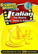 Italian 2-Pack: The Basics/ Nouns, Verbs and Adjectives