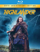 Highlander: 30th Anniversary (Blu-ray + UltraViolet)