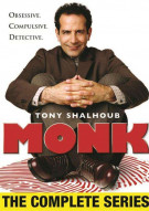 Monk: The Complete Series (Repackage)